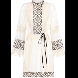 Tory Burch Embroiled Dress
